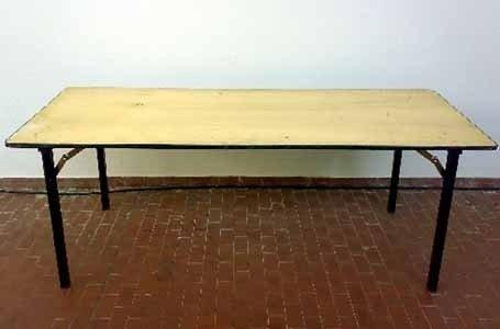 Tavolo buffet cm 200X80