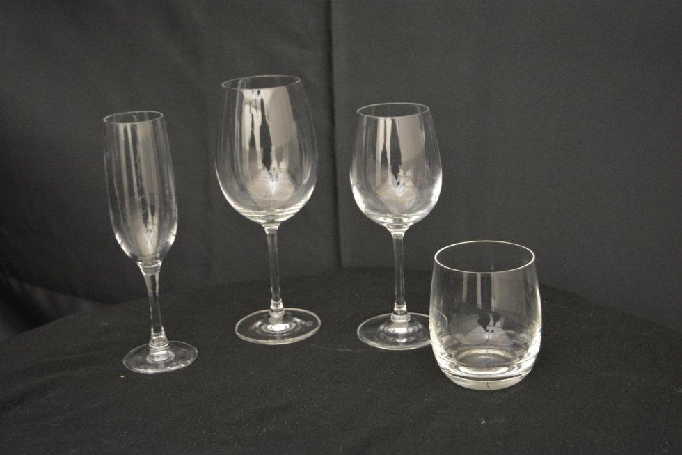 Bicchieri Linea Cristallo