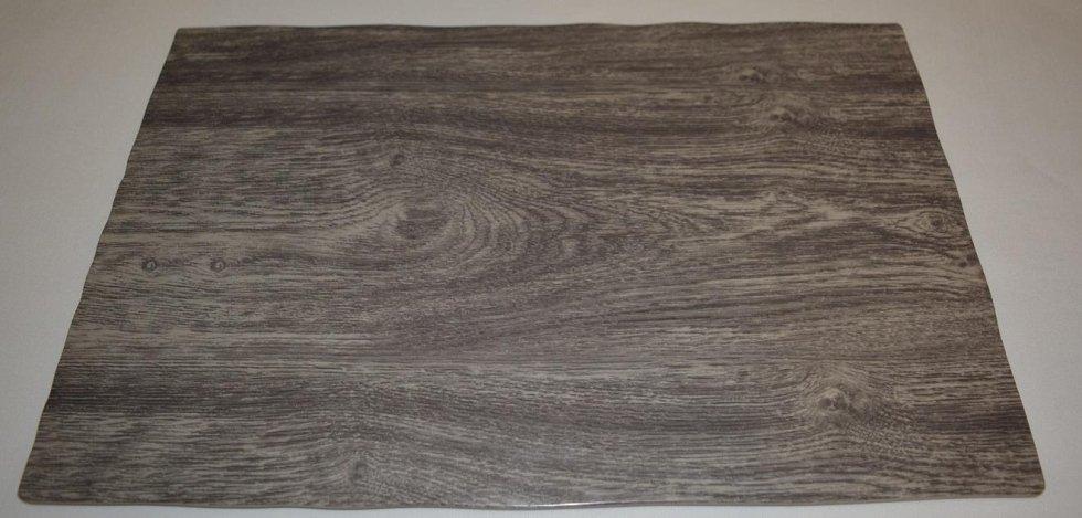 Piatto buffet melammina/legno 40x28