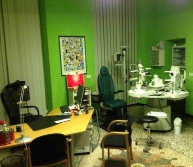 centro oculistico, oculista, cura del cheratocono