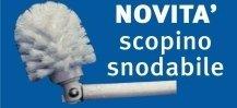 NEW swivel-head brush