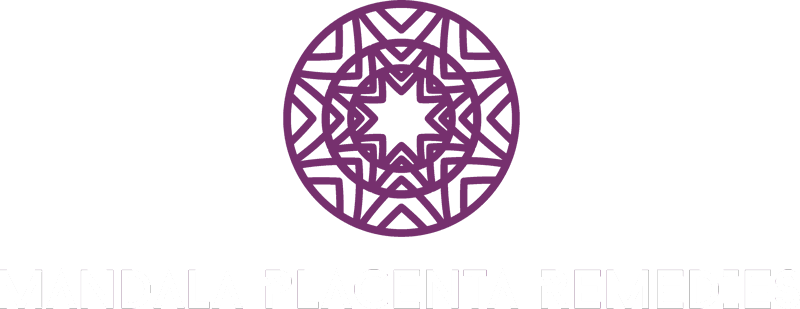 mandala placenta remedies logo