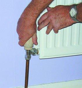 Central heating services - Ellesmere Port, Merseyside - SJD Gas Services Ltd - Radiator