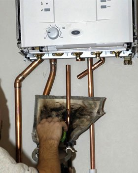 Boiler installation - Birkenhead, Merseyside - SJD Gas Services Ltd - Central Heating Boiler