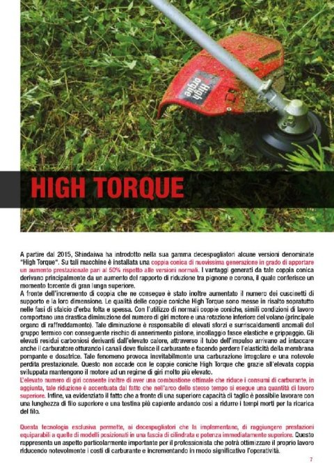High-Torque