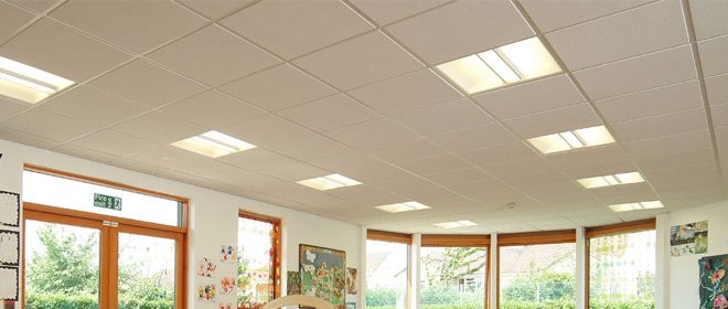 Ceiling tiles - Llandudno, Conwy - C4 Ceilings - Suspended ceilings