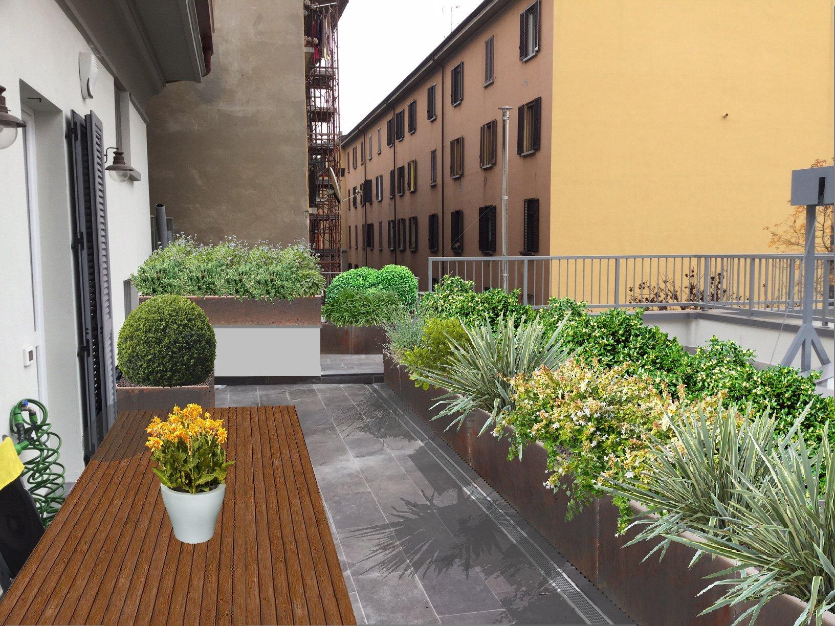 progettazione e realizzazione giardini - Pavia - ANDREA BARIANI GIARDINI