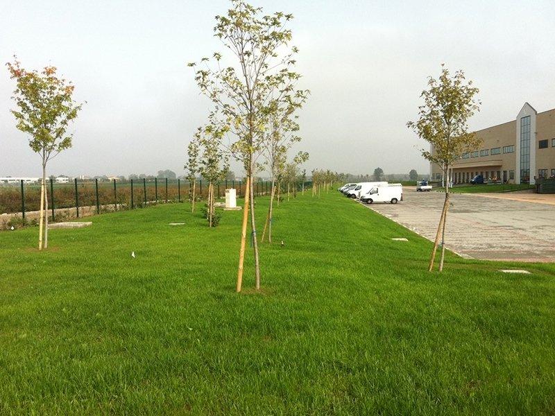 area verde logistica