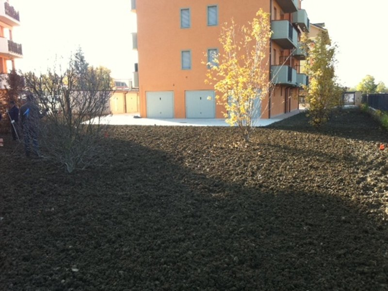 Giardini privati pavia andrea bariani giardini - Giardino condominiale ...