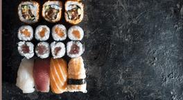 sushi take away bologna