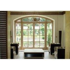 Porta finestra in legno