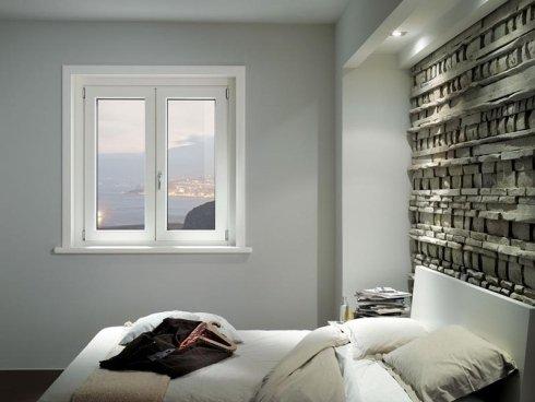 camere da letto con finestra