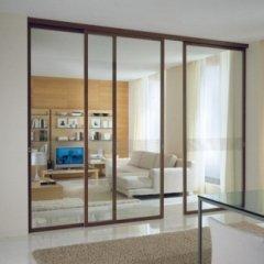 Porta per interno in vetro