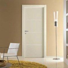 Porte per interno in laminato bianco