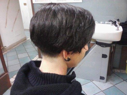 taglio corto, taglio capelli