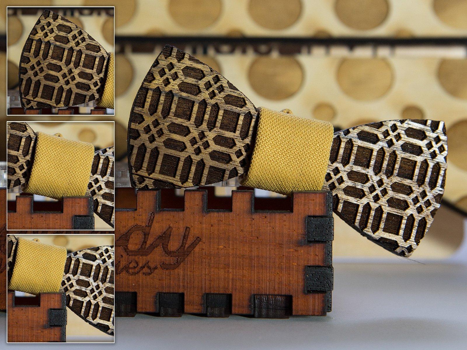 Papillon in legno
