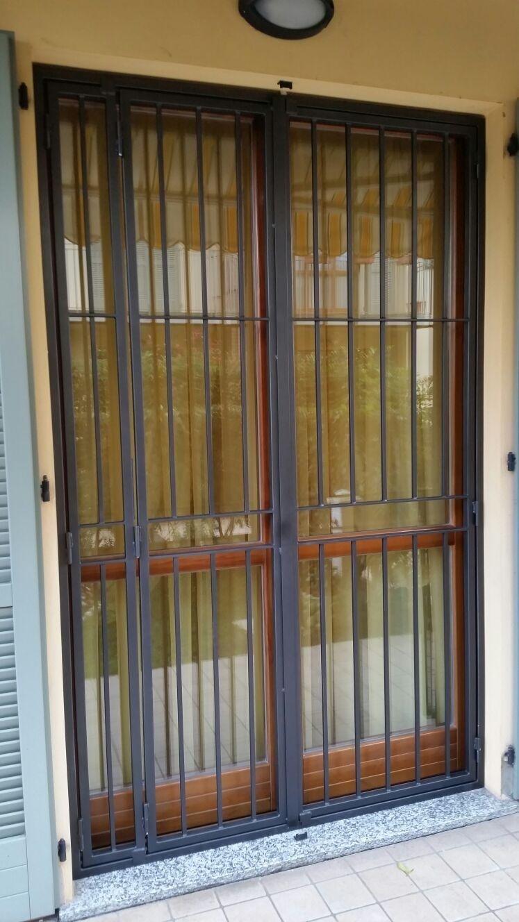 porta finestra di sicurezza bergamo