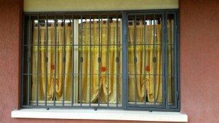 porta finestra di sicurezza