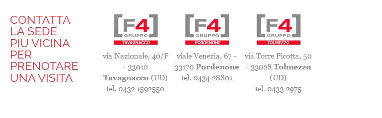 Contatta la sede Finestra 4