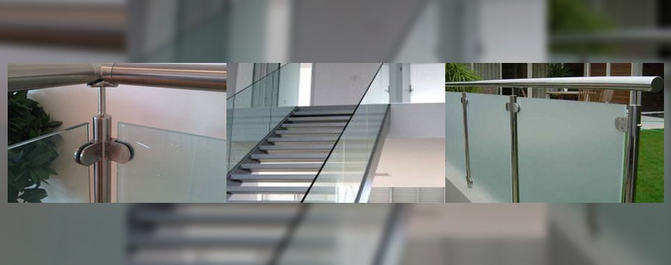 Glass balconies balustrades canopies supplied in for Balcony surrounds