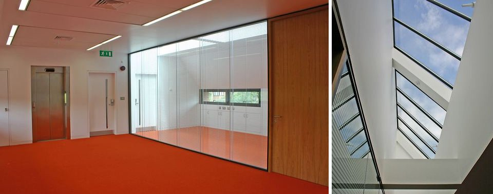 commercial glazing service