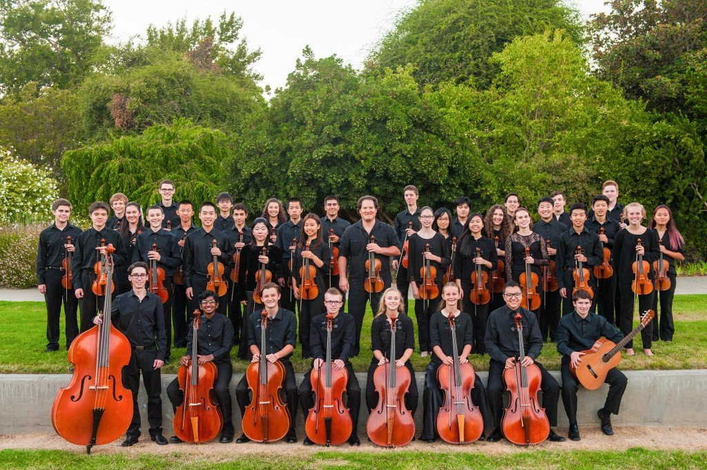 Davis High School Baroque Ensamble