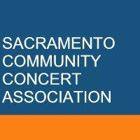 Sacramento Community Concert Association logo