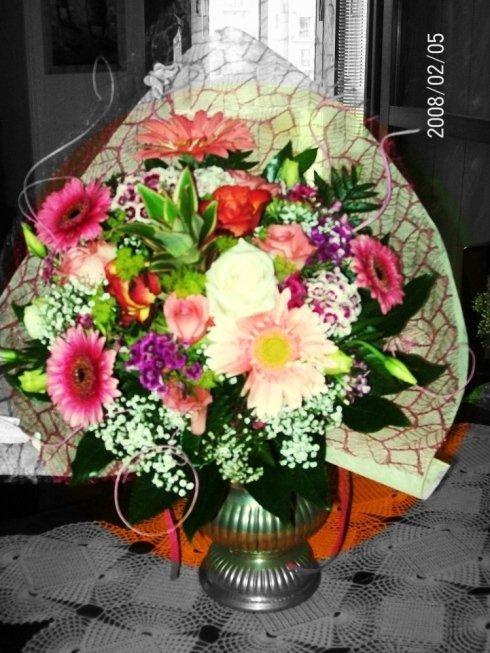crupi fiori