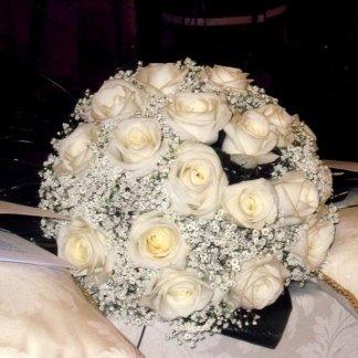 bouquette da sposa, fioraia grugliasco