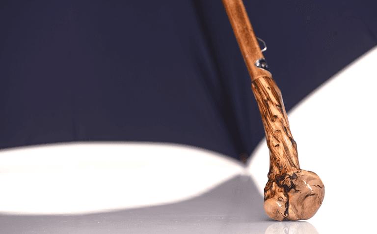 Ombrello uomo classico bastone intero