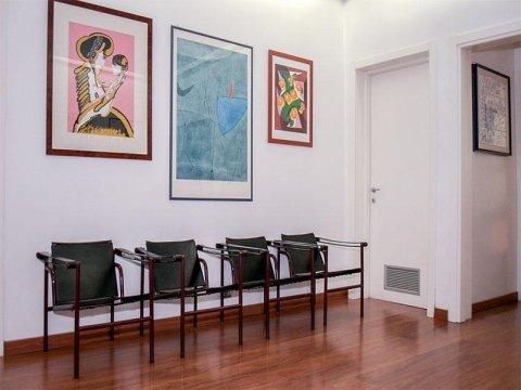 Sala attesa studio