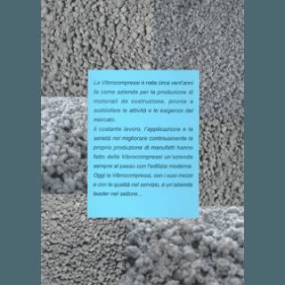 la vibrocompressi realizza blocchi in cemento