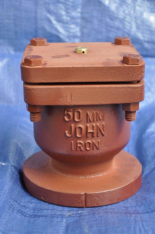 john iron valve