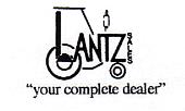 Lantz Sales logo