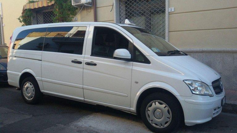 servizio taxi Olbia