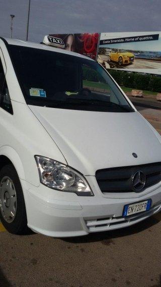 taxi San Teodoro
