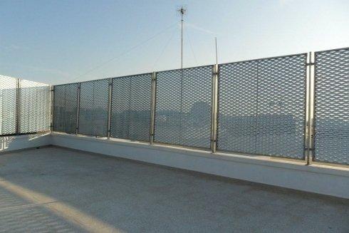 recinzioni in acciaio