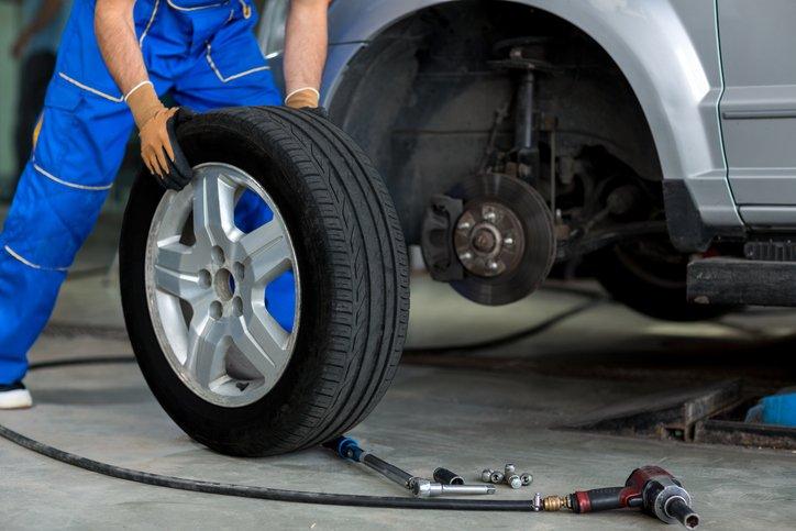 Tire Repair Apex, NC