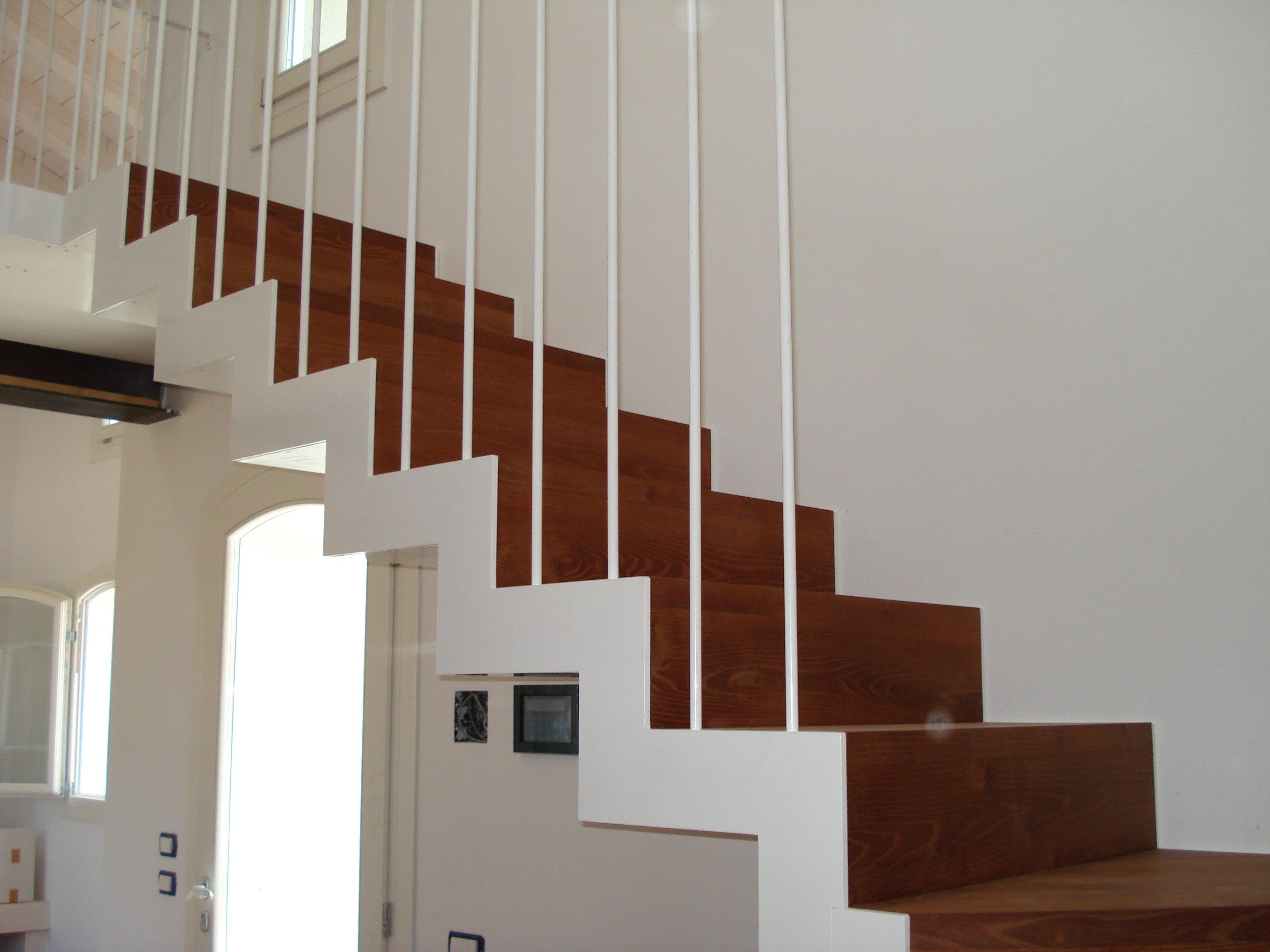Montaggio scale scorz ve interno creativo - Soluzioni per chiudere scale interne ...