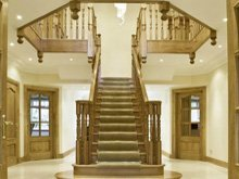 General decorating - Glasgow, Scotland - Abbey Construction (Scotland) - Staircase
