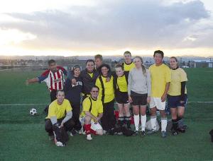 Fall 2009 Soccer League