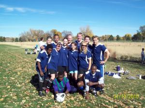 Fall 2010 Soccer League