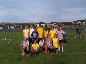 Summer 2012 Soccer League
