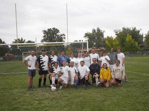 Summer 2009 Soccer League
