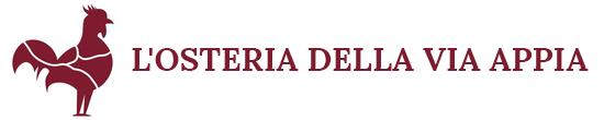 L'OSTERIA DELLA VIA APPIA - Logo