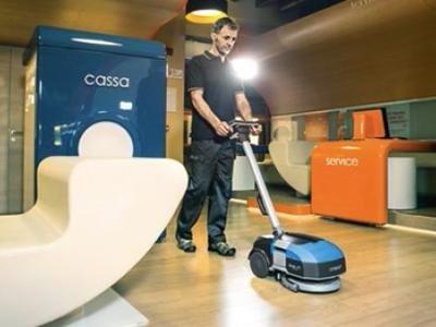 Macchine per pulizia industriale