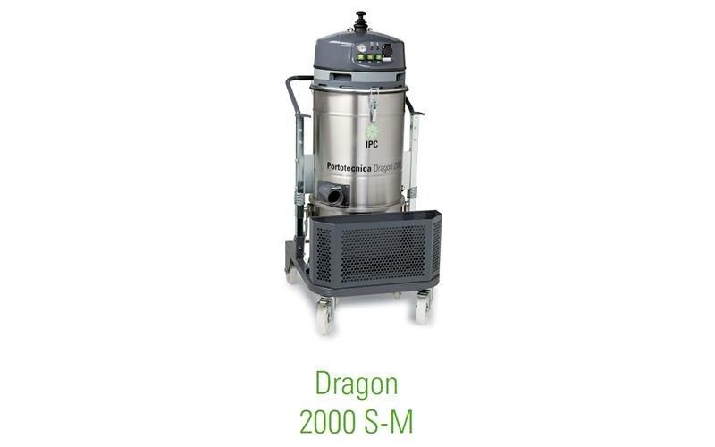 Aspirapolvere Dragon 2000 S-M