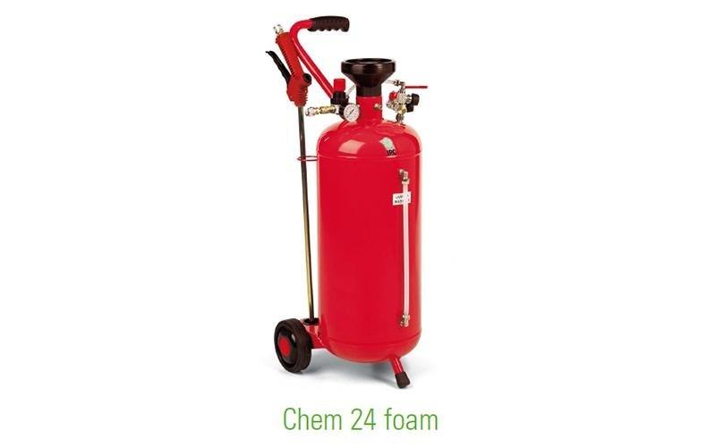 Nebulizzatore Chem 24 foam