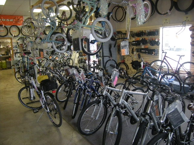 Bikes N More is a leading bicycle sales