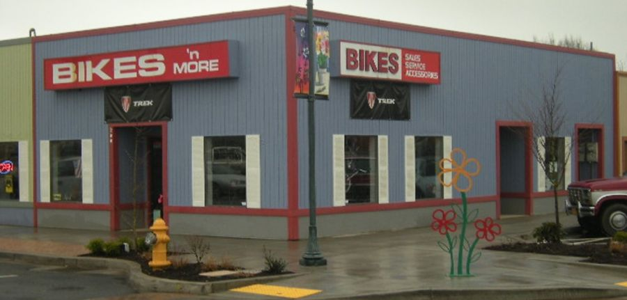 Bikes N More Canby Oregon Bike that was purchased at one